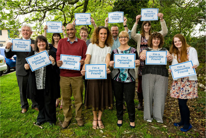 CO Dementia Friends May 2016